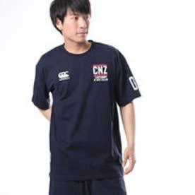 カンタベリー CANTERBURY メンズ 半袖Tシャツ T-SHIRT RA37411