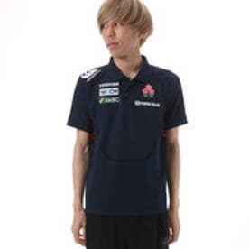 カンタベリー CANTERBURY メンズ ラグビー ジャージ JAPAN PRACTICE POLO SHIRT R37010JP