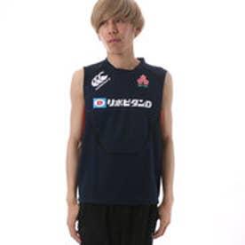 カンタベリー CANTERBURY メンズ ラグビー 長袖シャツ JAPAN PRACTICE SLEEVELESS SHIRT R37008JP