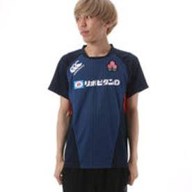 カンタベリー CANTERBURY メンズ ラグビー 半袖シャツ JAPAN S/S PRACTICE TEE R37007JP