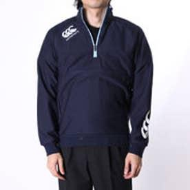 【アウトレット】カンタベリー CANTERBURY ユニセックス ラグビー ウォームアップシャツ TRAINING SWEAT ZIP UP RG46529