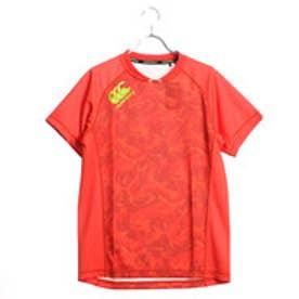 カンタベリー CANTERBURY ユニセックス ラグビー 半袖シャツ PRACTICE TEE RG37504