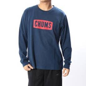 チャムス CHUMS メンズ トレッキング 長袖Tシャツ Boat Logo L/S T-Shirt CH01-1284