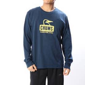 チャムス CHUMS メンズ トレッキング 長袖Tシャツ Booby Face L/S T-Shirt CH01-1430