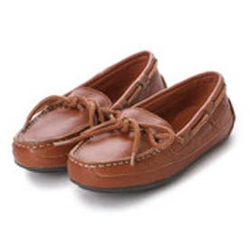 コール ハーン COLE HAAN ジュニア 短靴 GRANT.DRIVER:TAN/NICOTINE YB0259-190 8035