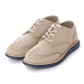 コール ハーン COLE HAAN ジュニア 短靴 ZEROGRAND OXFORD PIN PERF-KHAKI 220100-190 8038