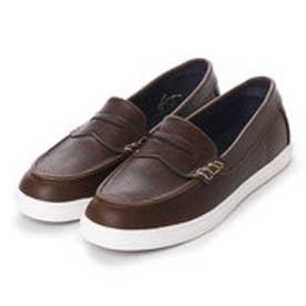 コール ハーン COLE HAAN ジュニア 短靴 PINCH WEEKENDER-CHESTNUT 220196-190 8040