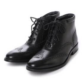 コール ハーン COLE HAAN メンズ ブーツ WILLIAMS WNG CHK II:BLACK C20285 173