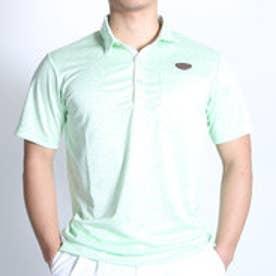 【アウトレット】コラッジオ CORAGGIO ゴルフシャツ  CR-1H1016P グリーン (ペールグリーン)