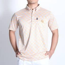 【アウトレット】コラッジオ CORAGGIO ゴルフシャツ  CR-1H1056B オレンジ (オレンジ)