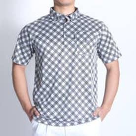 【アウトレット】コラッジオ CORAGGIO ゴルフシャツ  CR-1H1056B ブラック (ブラック)