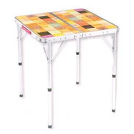 コールマン coleman キャンプ テーブル ナチュラルモザイクリビングテーブル/60プラス 2000026754