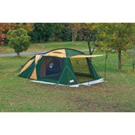 コールマン coleman キャンプ スクリーンテント ラウンドスクリーン2ルームハウス 170T14150J