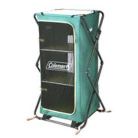 【大型商品170】コールマン coleman キャンプ テーブル フィールドキャビネット 2000031297