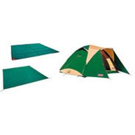 コールマン coleman キャンプ ドームテント タフワイドドームIV/300スタートパッケージ 2000031859