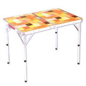 コールマン coleman キャンプ テーブル ナチュラルモザイクリビングテーブル/90プラス 2000026752
