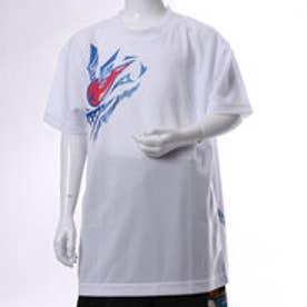 コンバース CONVERSE ユニセックス バスケットボール 半袖Tシャツ JRプリントTシャツ CB471304