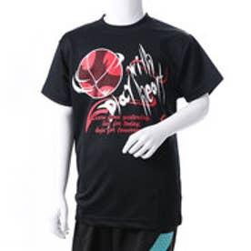 コンバース CONVERSE ジュニア バスケットボール 半袖Tシャツ 7F JRプリントTシャツ CB472302