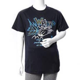 コンバース CONVERSE ジュニア バスケットボール 半袖Tシャツ 8F Jr.プリントTシャツ CB482302
