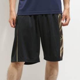 【アウトレット】コンバース CONVERSE バスケットボールプラクティスパンツ ゴールドシリーズ CBG252802 ブラック (ブラックGD)