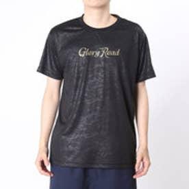 コンバース CONVERSE バスケットボールTシャツ ゴールドシリーズプリントTシャツ CBG261305   (ブラック)