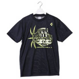 コンバース CONVERSE ユニセックス バスケットボール 半袖Tシャツ プリントTシャツ CB271311