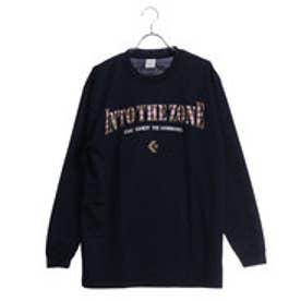 コンバース CONVERSE バスケットボール 長袖Tシャツ 7F プリントロングスリーブシャツ CB272313L