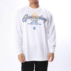 コンバース CONVERSE バスケットボール 長袖Tシャツ 8F プリントTシャツ CB282317L