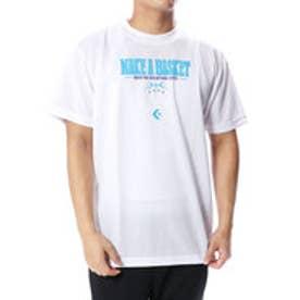 コンバース CONVERSE バスケットボール 半袖Tシャツ 8F プリントTシャツ CB282312