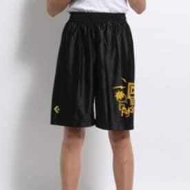 【アウトレット】コンバース CONVERSE バスケットボールプラクティスパンツ ウィメンズプラクティスパンツ CB352801 ブラック (ブラックYL)