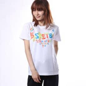 コンバース CONVERSE レディース バスケットボール 半袖Tシャツ ウィメンズプリントTシャツ CB371305