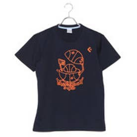 コンバース CONVERSE レディース バスケットボール 半袖Tシャツ 8S ウィメンズプリントTシャツ CB381301