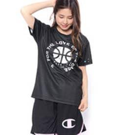 コンバース CONVERSE レディース バスケットボール 半袖Tシャツ 8F ウィメンズ昇華プリントTシャツ CB382302