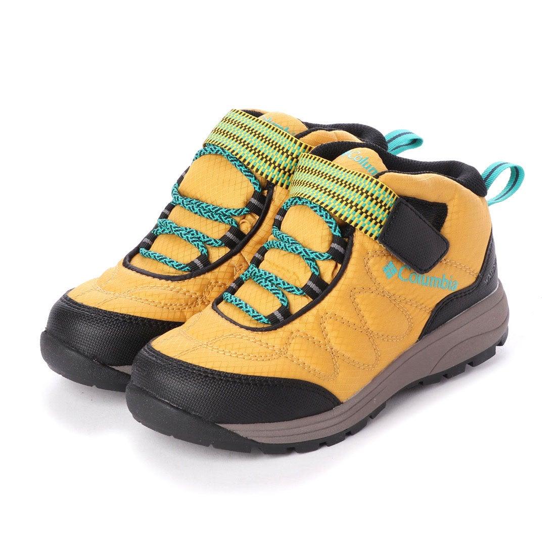 ロコンド 靴とファッションの通販サイトコロンビア COLUMBIA トレッキング シューズ YOUTH WILDQUEST MID WATERPROOF YY1123 8385