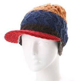 コロンビア Columbia ユニセックス トレッキング 帽子 ブロスパークニットキャップ PU5221 (レッド)