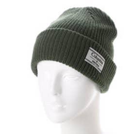 コロンビア Columbia ユニセックス トレッキング 帽子 ストリームトゥクレストニットキャップ PU5227 (カーキ)