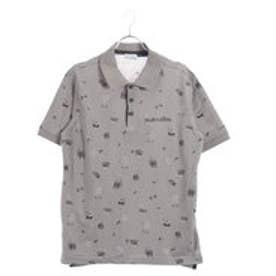コロンビア COLUMBIA メンズ トレッキング 半袖ポロシャツ カスケードレンジプリンテッドポロ AE0129