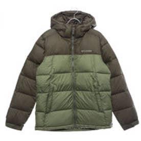 コロンビア Columbia メンズ トレッキング 中綿ジャケット パイクレークフーデッドジャケット WE0020