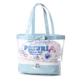 クリエイトファッション CREATE FASHION ジュニア マリントート PRIURI2重底トートバック内袋付 228405