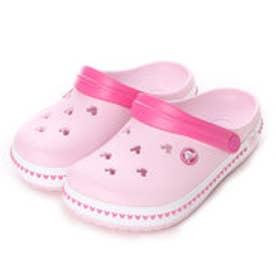クロックス crocs サンダル  CRミッキークロッPK ピンク なし (ピンク)