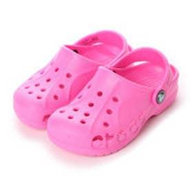 クロックス crocs ジュニアサンダル  CRバヤキッズPK ピンク  (ピンク)