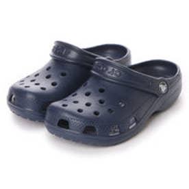クロックス crocs ジュニアサンダル  CRクラシック NV ネイビー (ネイビー)
