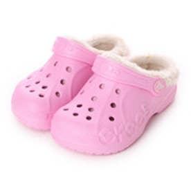 クロックス crocs ジュニアサンダル  CRバヤライン PK ピンク (ピンク)