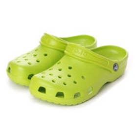 クロックス crocs サンダル  CRクラシック GR グリーン (グリーン)