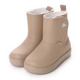 クロックス crocs ブーツ  CRカラーライPSBE8135 ベージュ 8135 (ベージュ)