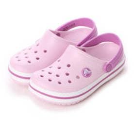 クロックス crocs ジュニアサンダル  10998-6LS (ピンク)
