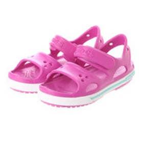 クロックス crocs ジュニア クロッグサンダル Crocband 2.0 Sandal Ps 14854-5A9