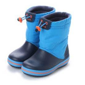 クロックス CROCS ジュニア ロングブーツ WINTER crocband lodgepoint boot kids 203509-4A5 4405