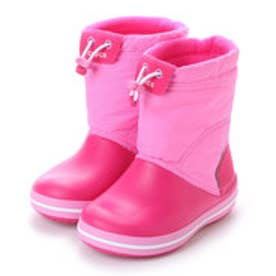 クロックス CROCS ジュニア ロングブーツ WINTER crocband lodgepoint boot kids 203509-6LR 4406