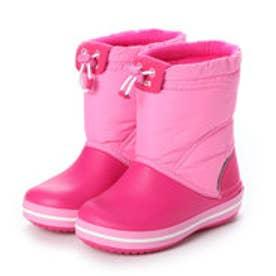 クロックス crocs ジュニア ロングブーツ crocband lodgepoint boot kids 203509 4406